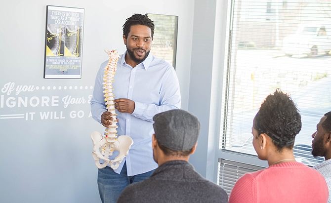 Why choose principled chiropractic care at Quest for Health Chiropractic